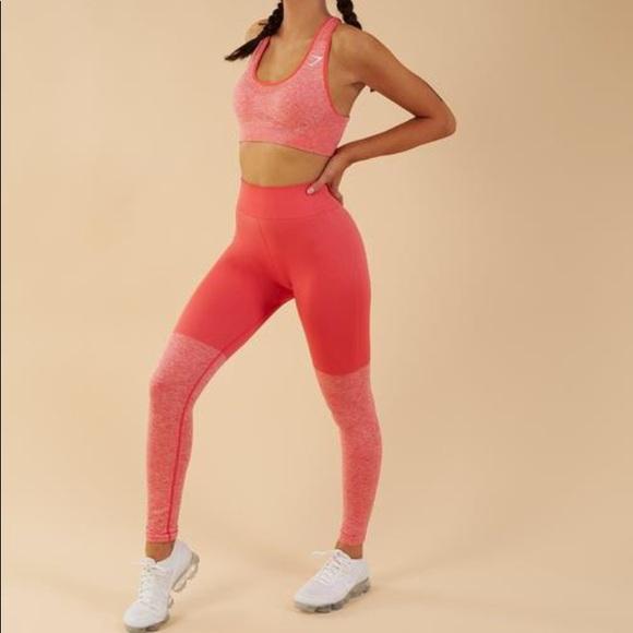 2b2475330517c Gymshark Pants | Twotoned High Waisted Seamless Leggings | Poshmark